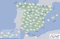 El viento y las olas provocarán que se active la alerta en 11 provincias este domingo