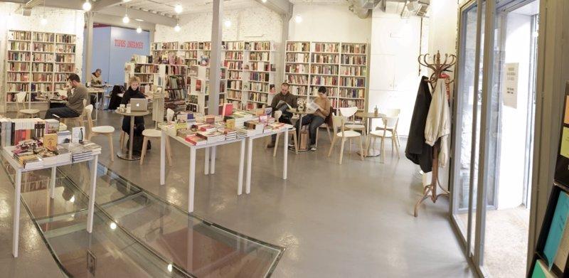 Librer as donde se puede hacer algo m s que leer - Libreria universitaria madrid ...