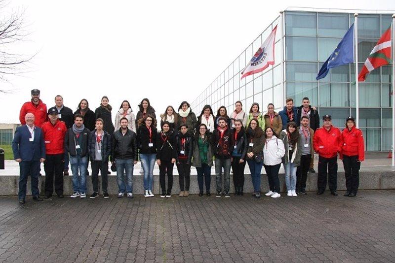 estudiantes de criminolog a de la universidad de murcia