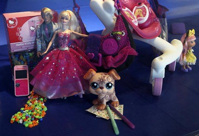 Foto: Una herramienta web para diseñar juguetes personalizados (EUROPA PRESS)