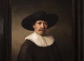 Rembrandt vuelve a pintar 347 años después gracias a la tecnología