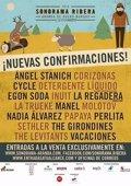 Molotov, Corizonas, Manel, Ángel Stanich y Cycle se apuntan al Sonorama Ribera 2016