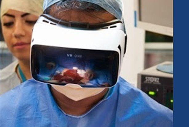 Realizan con éxito la operación de cáncer retransmitida en 3D MEDICAL REALITIES