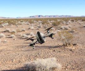 Este es el daño que provoca un dron al chocar contra una persona (vídeo)