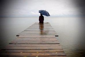 La soledad te puede matar (GETTY//GIEDRIUSOK)