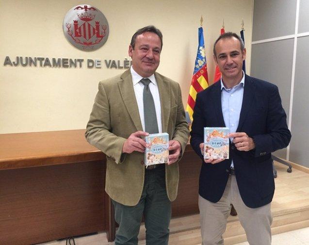 Foto: El Ayuntamiento de Valencia y Emivasa crean una APP web para fomentar el consumo responsable del agua (AYUNTAMIENTO)