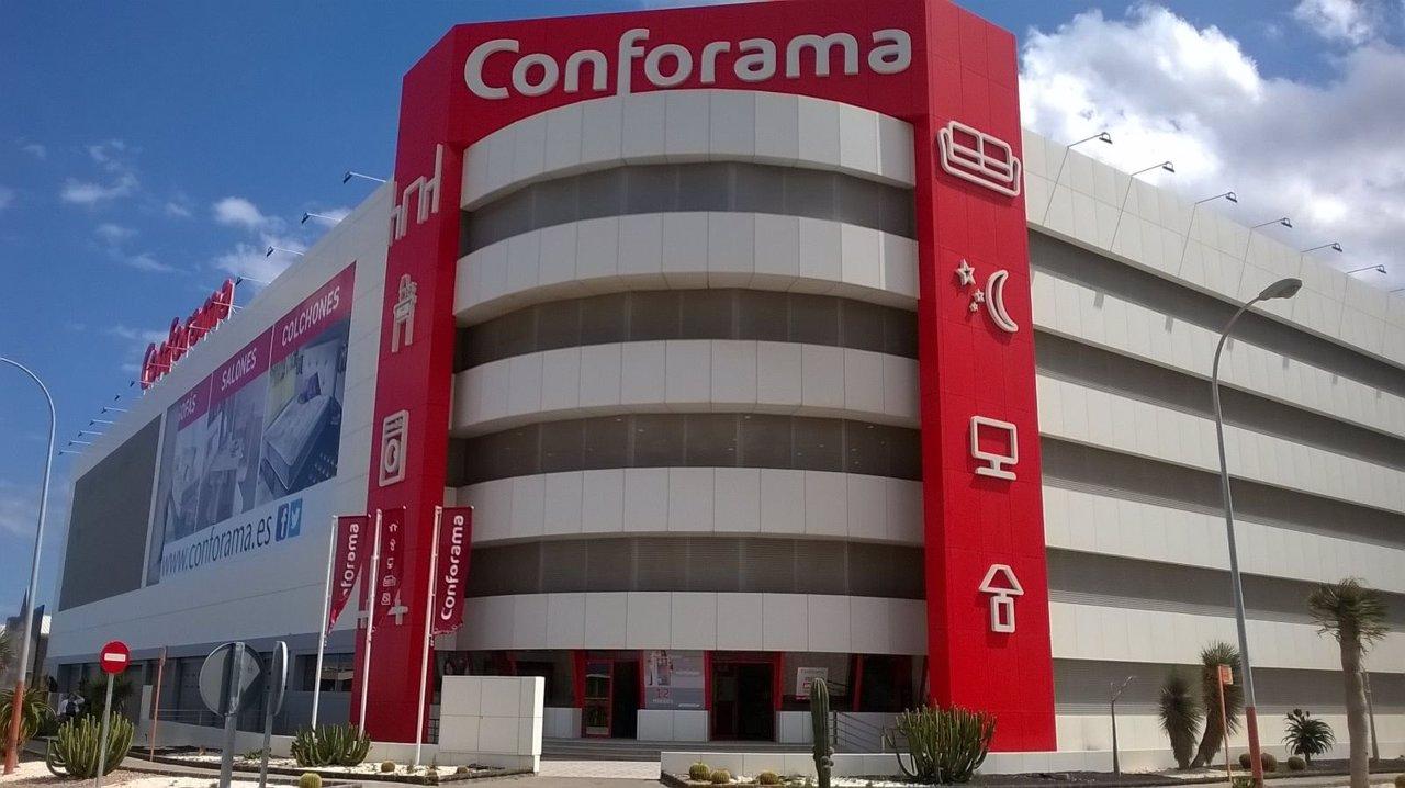 Conforama abre en arinaga su primera tienda de gran - Bolsa de empleo gran canaria ...