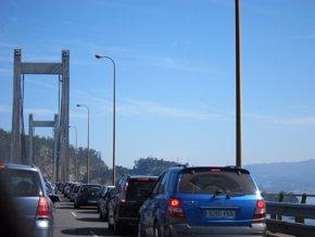 Foto: En Marea pide que se inicien los trámites para transferir la AP-9 a la Xunta de Galicia (EUROPA PRESS)
