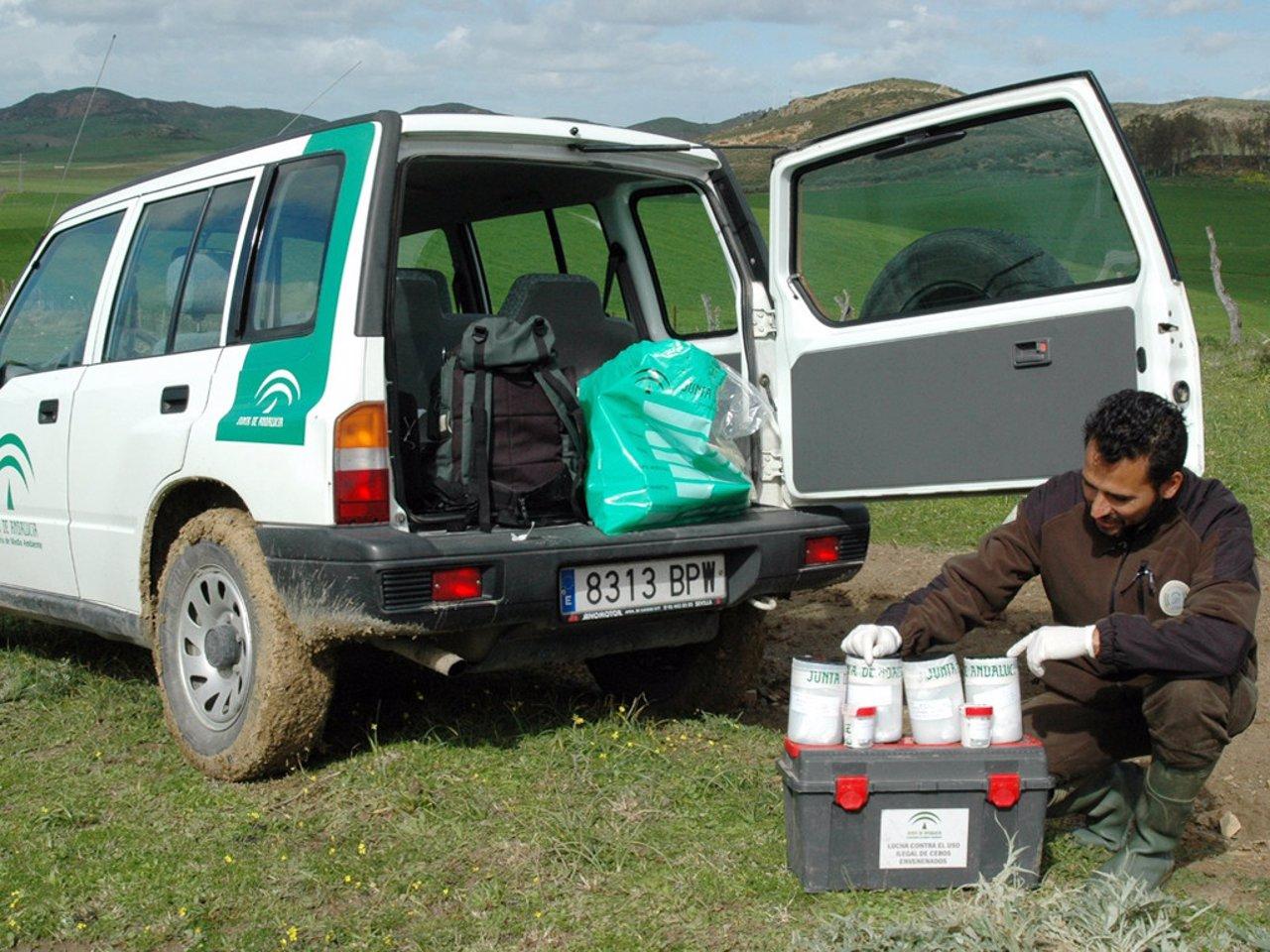 Agentes forestales andaluces lamentan que su oferta de empleo sea un quinto de lo preciso