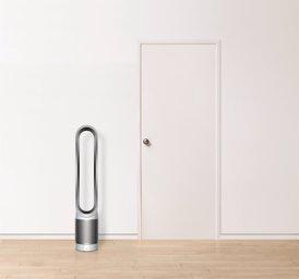 El nuevo ventilador sin aspas de Dyson también purifica el aire