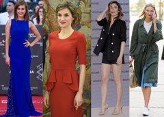 Las mejor vestidas de la Semana: de la Reina Letizia a Blanca Suárez pasando por Karlie Kloss
