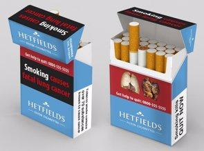 Menos de un mes para aplicar la directiva europea del Tabaco que  duplica las advertencias sanitarias en las cajetillas (COMISIÓN EUROPEA)