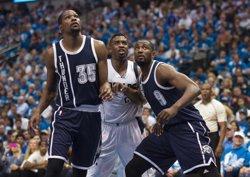 Els Thunder rematen els Dallas i es classifiquen per a les semifinals de conferència (REUTERS)