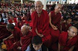 Els tibetans reelegeixen Lobsang Sangay com a primer ministre del Govern a l'exili (REUTERS)