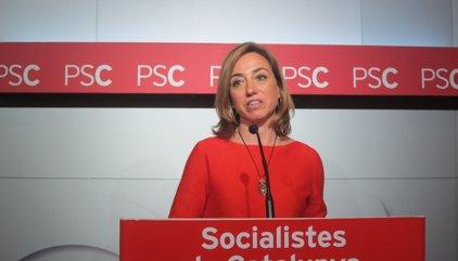 """Chacón al·lega """"motius polítics"""" en la seva decisió de no repetir com a diputada, però seguirà fent política"""