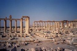 La Unesco diu que les ruïnes de Palmira