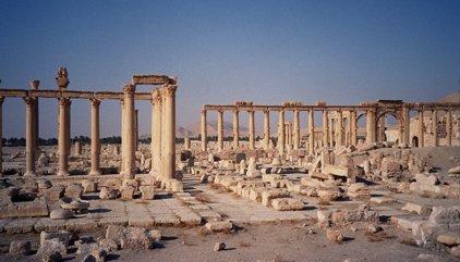 """La Unesco diu que les ruïnes de Palmira """"mantenen gran part de la seva integritat"""""""
