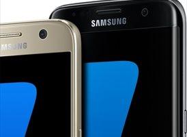 Samsung gana un 13,4% más gracias al lanzamiento del Galaxy S7