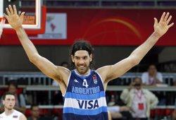 Luis Scola serà l'abanderat argentí en els Jocs Olímpics (JORGE SILVA / REUTERS)
