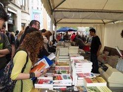 Els llibreters van facturar un 3% més a Sant Jordi fins arribar als 20,96 milions (GREMI DE LLIBRETERS)
