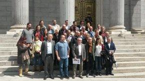 Foto: CC.OO. y UGT piden una comisión en el próximo Congreso sobre riesgos laborales (DEMOCRACIA Y LIBERTAD)
