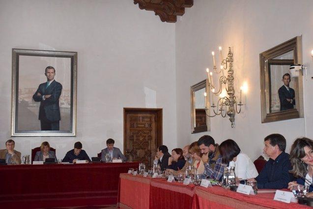 Foto: La Diputación de Cáceres se suma a un proyecto europeo para crear una ruta turística temática con el cine del continente (DIPUTACIÓN DE CÁCERES)