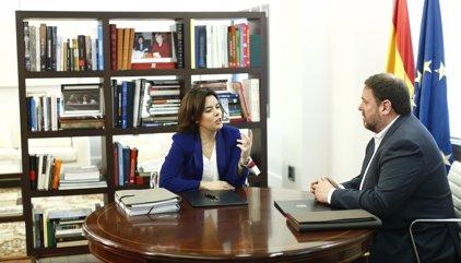 "Junqueras, sobre si prefereix a PP o PSOE a Moncloa: ""Tant se val"""