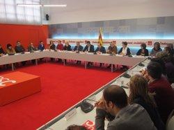 L'executiva del PSC dissenya aquest divendres les primàries pendents de si Batet serà candidata (EUROPA PRESS)