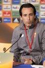 """Foto: Emery: """"Esta Copa nadie la quiere tanto como nosotros"""""""