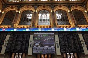 Foto: El Ibex 35 cae un 1,3% en la apertura y pierde los 9.200 puntos (EUROPA PRESS)