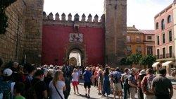 Espanya rep 12 milions de turistes internacionals fins al març, un 13,9% més (EUROPA PRESS)