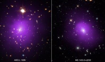 Los cúmulos de galaxias son como las 'muñecas rusas' (CHANDRA X-RAY OBSERVATORY CENTER)