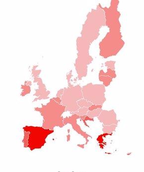 Foto: La tasa de paro de la eurozona cae al 10,2% en marzo, su nivel más bajo desde agosto de 2011 (EUROPA PRESS)