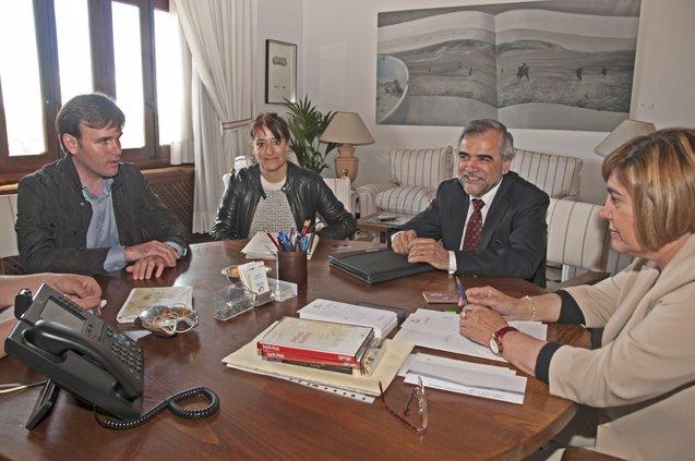 Foto: Diputación de Cáceres estará en la junta directiva de los 'Municipios Ruta de la Plata' (DIPUTACIÓN DE CÁCERES)