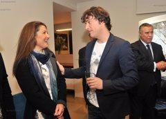 Sara Baras y Jordi Cruz galardonados con el Premio Dieta Mediterránea