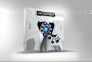 Microsoft lanza una Xbox One edición especial Capitán América