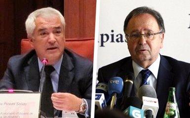 """Pedraz diu que Pineda tenia el """"domini total de la trama criminal"""" (EUROPA PRESS)"""