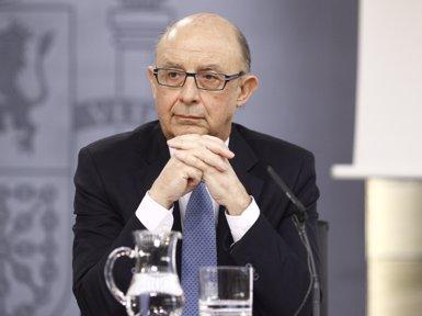 Montoro confia que la dada definitiva de dèficit del 2015 estigui per sota del 5% (EUROPA PRESS)