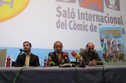 El Saló del Còmic tindrà un 25% més d'espai i espera superar els 113.000 visitants (EUROPA PRESS)