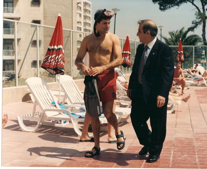 Hace ya 20 años del anuncio de 'Curro se fue al Caribe'