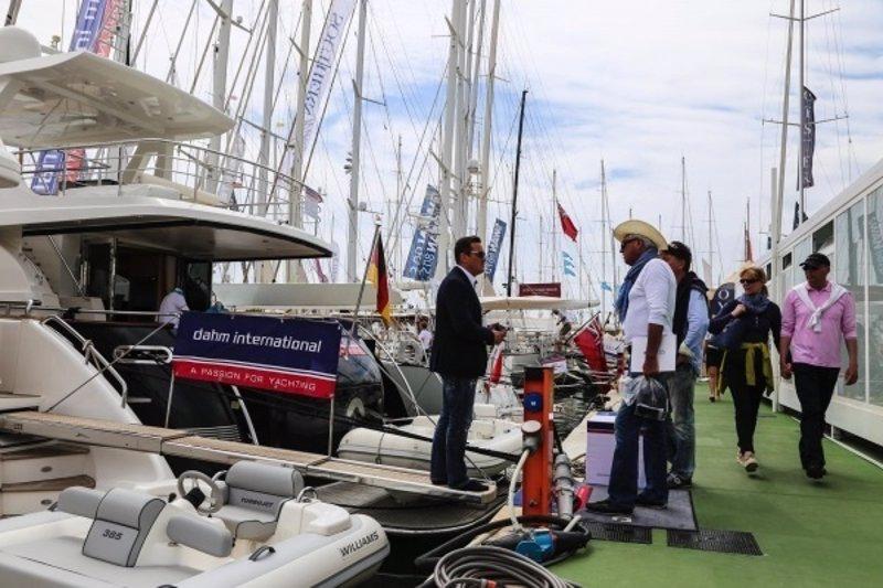 El Salón Náutico Internacional de Palma prevé recibir más de 40.000 visitantes tras la alta participación del viernes