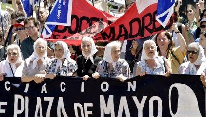 Se cumplen 39 años de la primera protesta de las Madres de la Plaza de Mayo