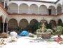 Foto: El alcalde de Écija firma con Tragsa el convenio de las obras del palacio de Peñaflor