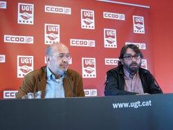Els sindicats centren les reivindicacions del Dia del Treball en la recuperació de drets (EUROPA PRESS)