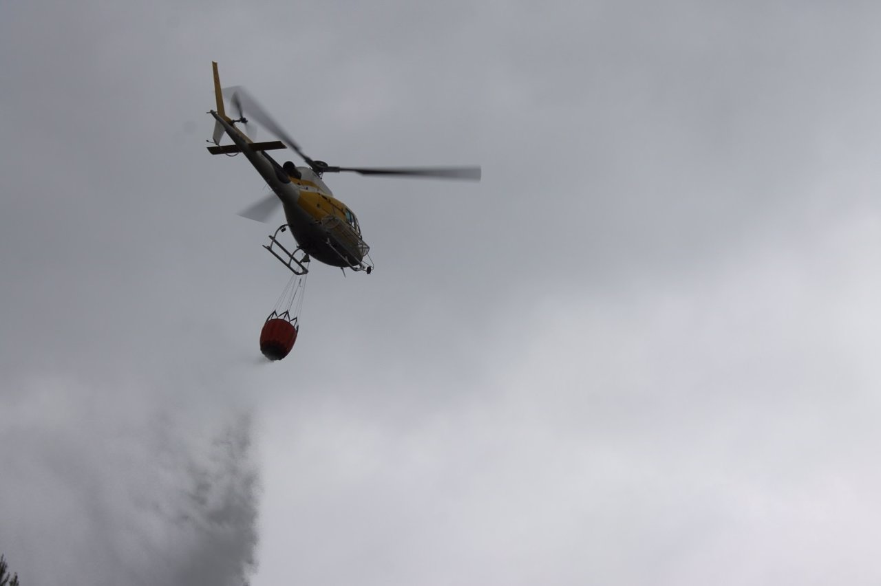 La época de peligro por incendios forestales comienza este domingo