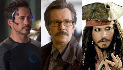 Estos son los 15 actores más taquilleros de la historia