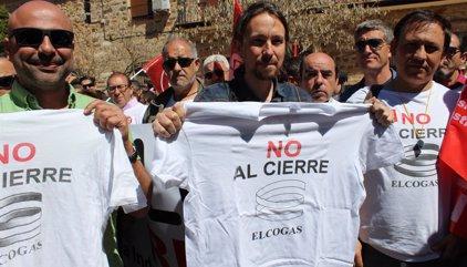 Iglesias: Hace falta un gobierno que derogue las dos últimas reformas laborales