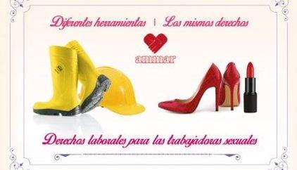 Las trabajadoras sexuales argentinas reclaman su derecho de facturar por realizar su trabajo