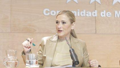 """Cifuentes es descarta com a successora de Rajoy: """"Ni se'm passa per la imaginació"""""""