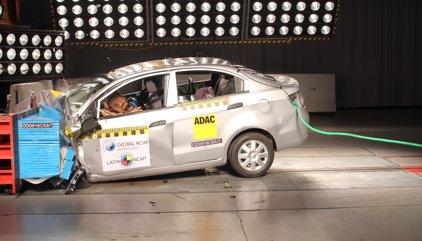 ¿Cuáles son los coches menos seguros de América Latina?